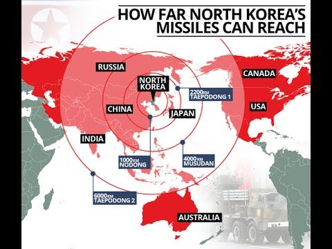 Americas media crisis explained north korea or cnn this map represents all the places cnn cant hit with a nuclear missile by the way gumiabroncs Image collections