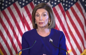 Speaker Nancy Pelosi is saddened to announce she has directed the Judiciary Chairman to bring Articles of Impeachment
